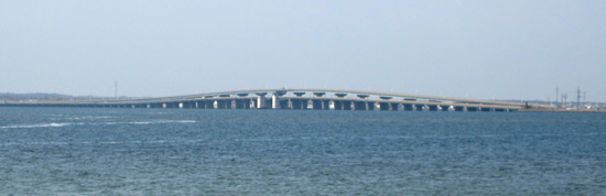 the modern day toms river bridges