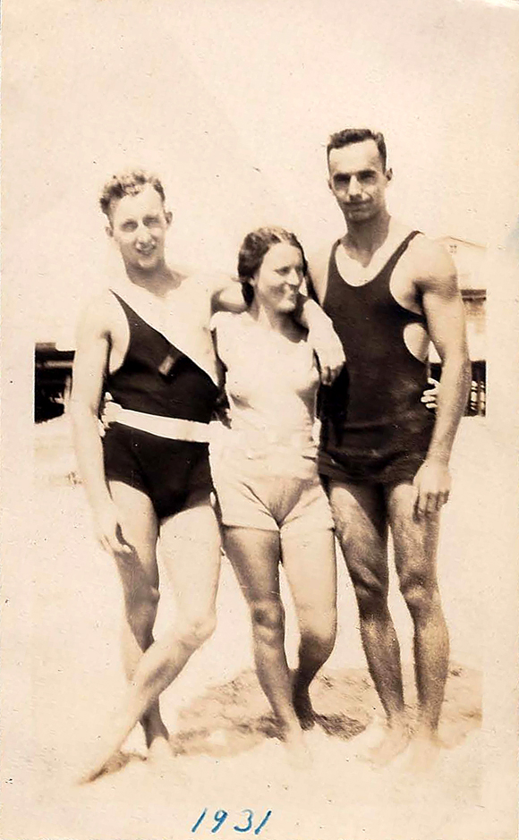 Seaside Heights beach 1931