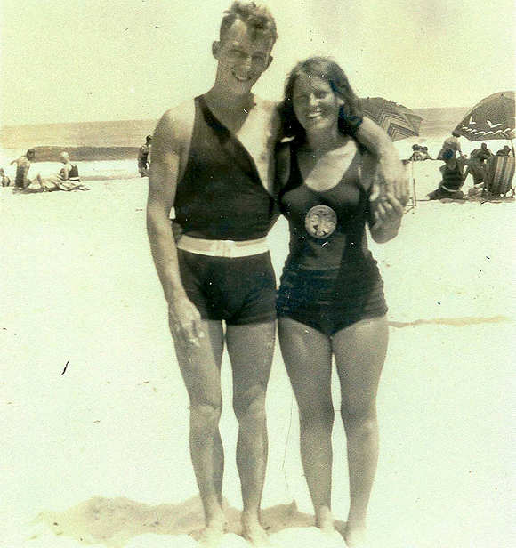 Seaside Heights beach 1930