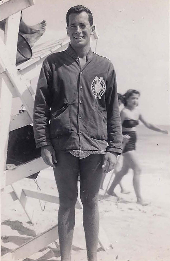 Seaside Heights lifeguard 50s