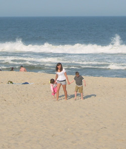 Seaside Heights Beaches And Beach Badges